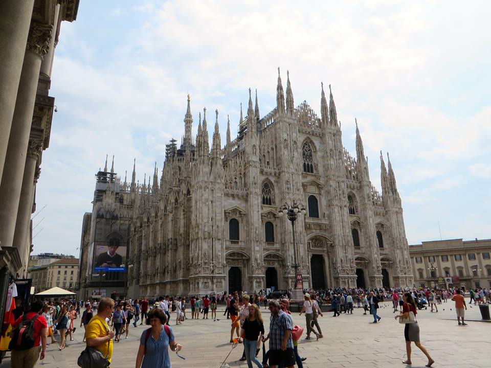 Tales of Two Cities - Italy. Milan