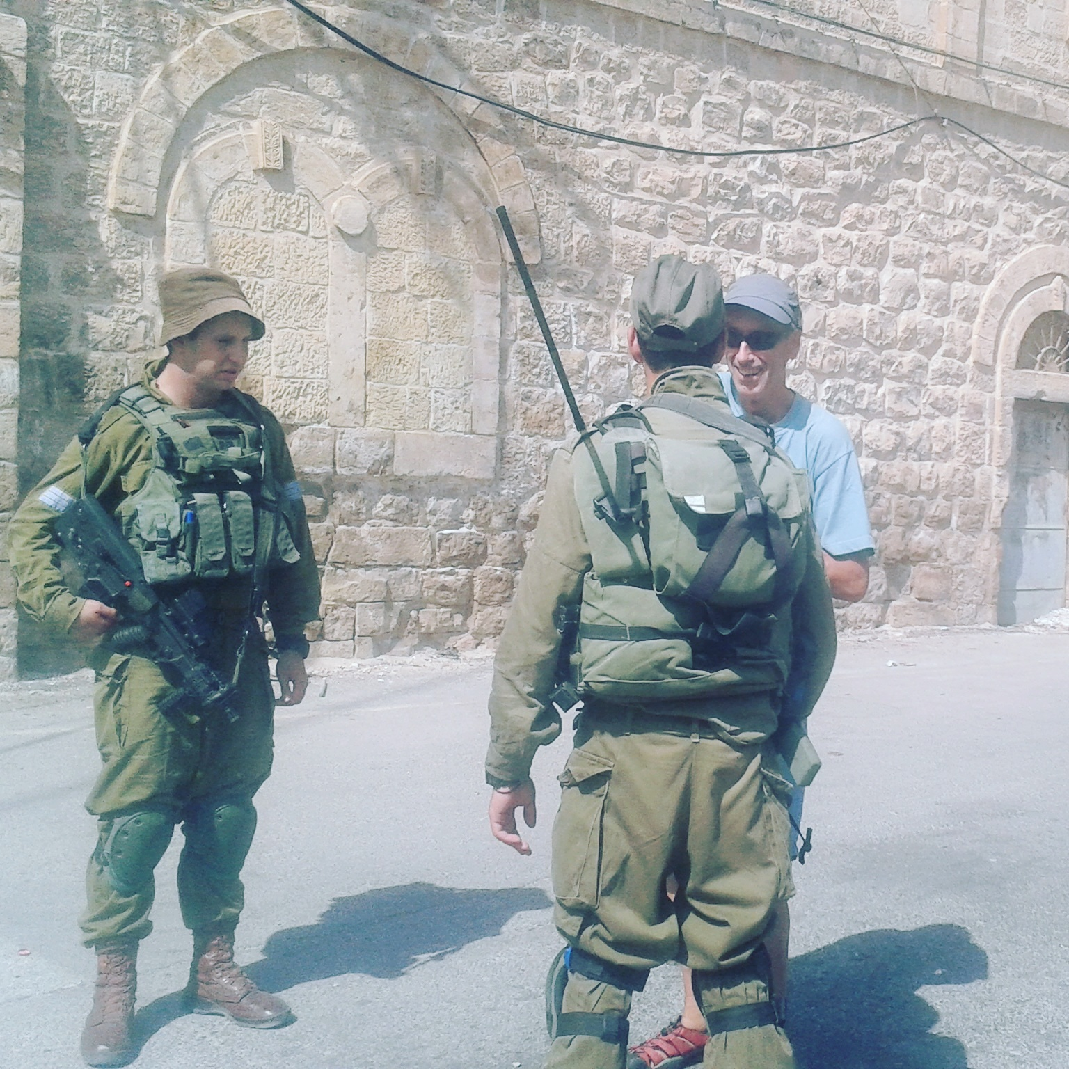 Hebron Collision – Inside The Arab/Israeli Conflict